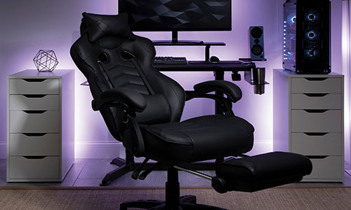 ajustes ergonomicos - Dicas Para Escolher a Melhor Cadeira Gamer