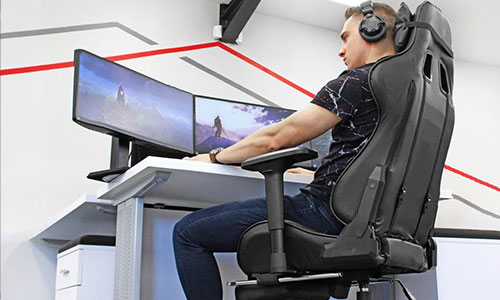 tamanho e peso suportados - Dicas Para Escolher a Melhor Cadeira Gamer